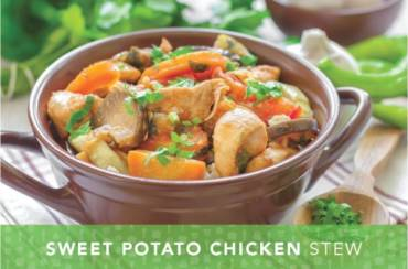 Sweet Potato Chicken Stew